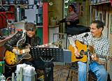 Joe Berger and George Molina at Buckys Bean Bag.jpg