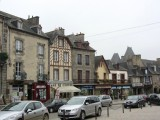 then we visit nearby Dol-de-Bretagne, once the bishop's seat in Brittany