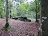 ...another megalithic structure, this time a funerary chamber