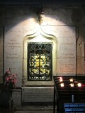 this chapel gathered prayers of families for their sons sent to fight in the Great War