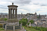 Edinburgh vom Carlton Hill