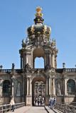 Kronentor am Zwinger