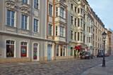 Am Neumarkt: neue Häuser im alten Gewand