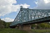 Das Blaue Wunder - die Loschwitzer Brücke