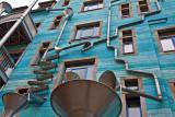 Hof des Wassers im Kunsthof in der Neustadt