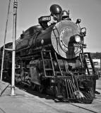 Atchison, Topeka & Santa Fe 3450