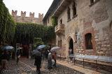 Juliet's House on Via Cappello