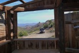 View from Tally Mine Shack. Tonto National Forest