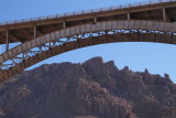 Hwy 60 bridge over Queen Creek Canyon