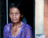 Bali - Portraiture of a nice person