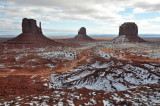 Monument Valley - December, 2012