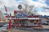 Seligman, Arizona - along Route 66