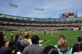 Oakland A's vs. Detroit Tigers - April, 2013