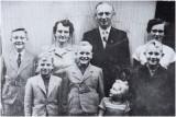 Gezinsfoto uit 1955