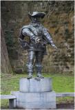 Musketier D 'Artagnan