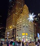 The New York City Snow Flake