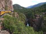 Spectacular view from the D&SNG RR