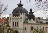 Art Nouveau in Hradec Kralove(Königgrätz)