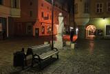 Rynek(market square) in Opole