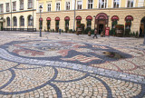Rynek (market square) in Wroclaw