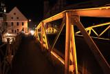 Bridge over Kanal Mlynowka