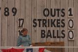 1 Out No Strikes No Balls