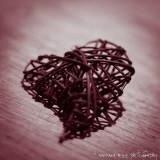 Valentine's Heart Skelleton...