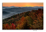 Dawn, Foothills Parkway