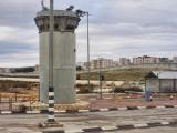 Ramallah and the Kalandia checkpoint