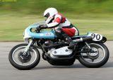 Vintage motorcycle races Mosport 2006