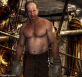 a hot vintage oldwest boxer fighter.jpg