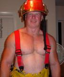 firefighters wearing turnout gear training room.jpg