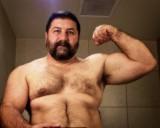burly beefy hairy stocky musclebears flexing.jpg