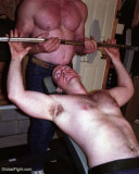 guys working out home garage gym.jpg