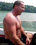 dripping wet boating dad hunky men.jpg