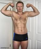 irish hunky guy flexing biceps.jpg