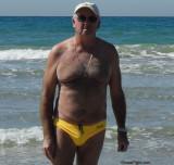 beach combing silverdaddie hairy gray chest.jpg