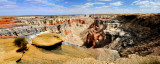 Coal Mine Canyon near Tuba,A
