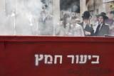 The Burning of Chametz