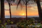 Trevor's Way Sunset