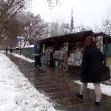 Un jour d'hiver à Paris