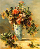 The Delft Vase By Renoir