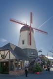 Solvang - Faux windmill