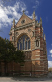Keble College Chapel at the corner of Parks and Keble Roads