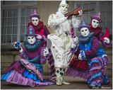 Carnaval vénitien de Remiremont en  2013