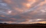 Sunset on the High Desert