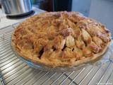 sandy apple pie