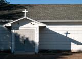 Church near Clifton, Texas #2