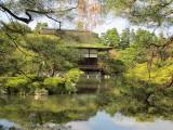 Ginkakuji Temple and garden,