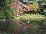 Ginkakuji Temple and garden